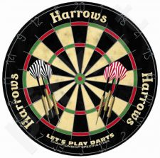 Taikinys LET'S PLAY DARTS GAME SET su strėlytėmis
