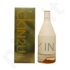 CALVIN KLEIN CK IN2U HER edt vapo 100 ml Pour Femme