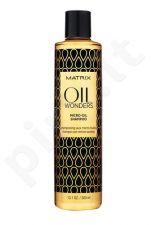 Matrix Oil Wonders Micro-Oil šampūnas, kosmetika moterims, 300ml