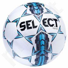 Futbolo kamuolys SELECT Team 2015 balta-mėlyna