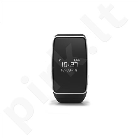 MyKronoz Smartwatch ZeWatch3 (Black)