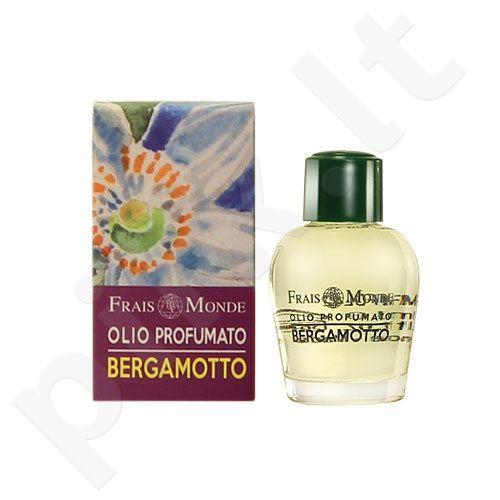Frais Monde Bergamot Perfumed Oil, parfumuotas aliejus moterims, 12ml