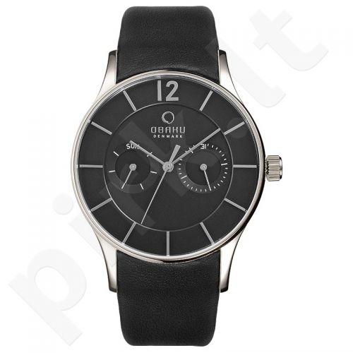 Vyriškas laikrodis Obaku V157GMCBRB