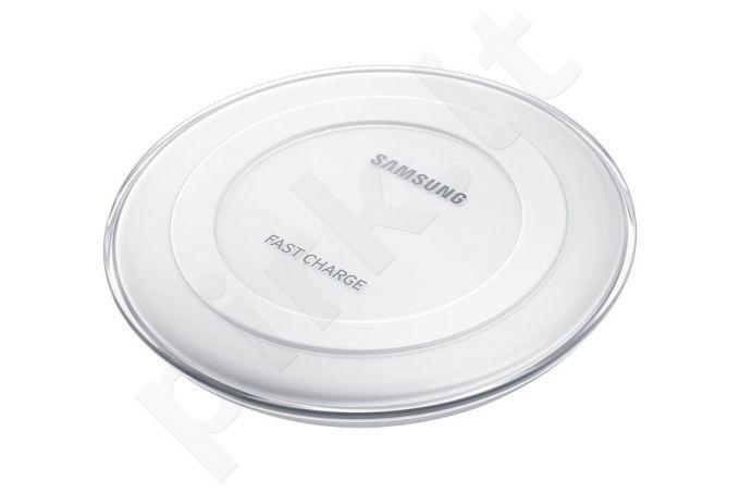 Samsung S6 EDGE+ AFC bevielė įkrovimo stotelė PN920BWE baltas