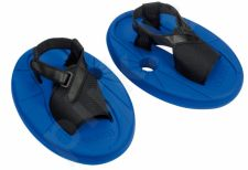 Aqua fitneso įrankiai AQUA TWIN 9658 L 42-46 blue