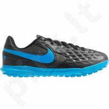 Futbolo bateliai  Nike Tiempo Legend 8 Club TF JR AT5883 004 juoda