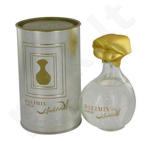 Salvador Dali Dalimix Gold, tualetinis vanduo (EDT) moterims, 100 ml