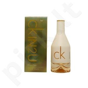 CALVIN KLEIN CK IN2U HER edt vapo 50 ml Pour Femme