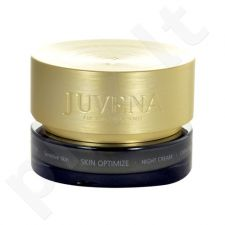 Juvena Skin Optimize naktinis kremas Sensitive, kosmetika moterims, 50ml