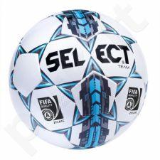 Futbolo kamuolys SELECT Team 2015  FIFA balta-mėlyna