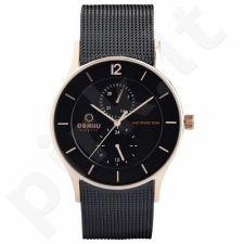Vyriškas laikrodis Obaku V157GMVBMB