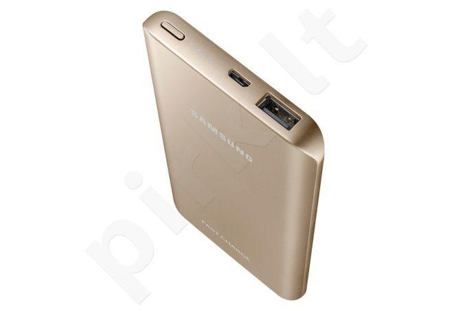Samsung S6 EDGE+ Fast Charging baterija Pack PN920UFE Gold