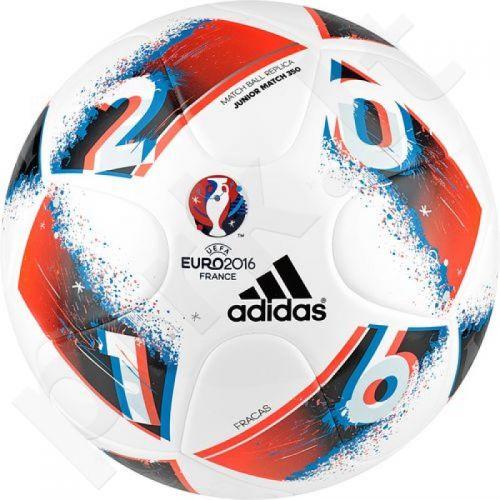 Futbolo kamuolys Adidas EURO16 Fracas Junior Match 350 AO4849
