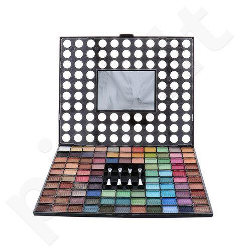 2K Colourful akių šešėliai, kosmetika moterims, 78,4g