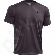 Marškinėliai treniruotėms Under Armour Tech Shortsleeve New M 1228539-090