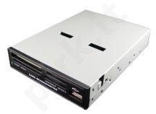 Atminties kortelių skaitytuvas LogiLink 3,5'' USB2.0 Vidinis 54-in-1