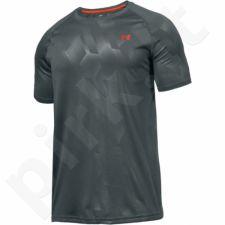 Marškinėliai treniruotėms Under Armour Tech Novelty Shortsleeve M 1236401-017