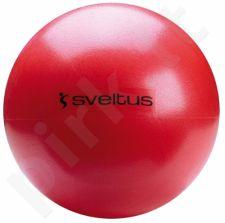 Jogos kamuolys 25cm red+pakuotė