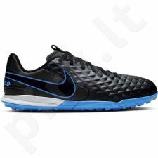 Futbolo bateliai  Nike Tiempo Legend 8 Academy TF JR AT5736 004 juoda