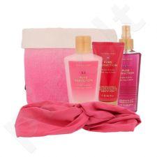 Victoria´s Secret Pure Seduction kūno rinkinys moterims, (Nourishing kūno purškiklis 125 ml + kūno kremas 60 ml + kūno losjonas 125 ml + galvos juosta + krepšys)
