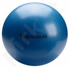 Jogos kamuolys 25cm blue+pakuotė