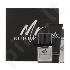 Burberry Mr. Burberry rinkinys vyrams, (EDT 50 ml + dušo želė 75 ml + EDT 7,5 ml)