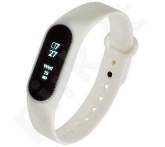 Smartband, Išmanusis laikrodis Garett Fit 7 White