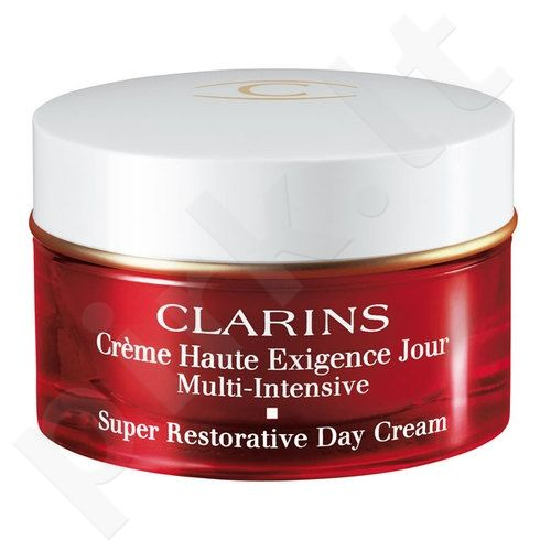 Clarins Super Restorative, dieninis kremas moterims, 50ml