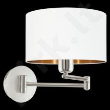 Sieninis šviestuvas EGLO 95058 | PASTERI