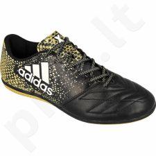 Futbolo bateliai Adidas  X 16.3 IN Leather M BB4196