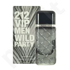 Carolina Herrera 212 VIP Men Wild Party, EDT vyrams, 100ml
