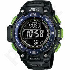 Vyriškas CASIO laikrodis SGW-1000-2BER