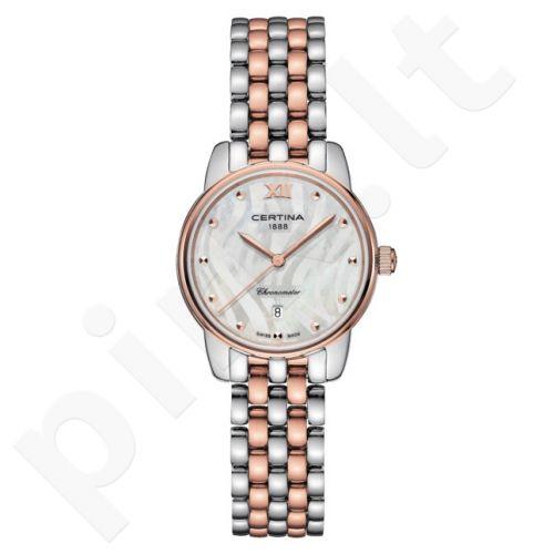 Moteriškas laikrodis Certina C033.051.22.118.00