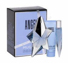 Thierry Mugler Angel, rinkinys kvapusis vanduo moterims, (EDP 50 ml + EDP 10 ml + kūno losjonas)