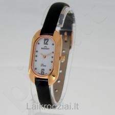 Moteriškas laikrodis BISSET Sissone BSAD49RLWHBK