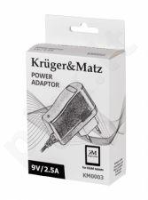 Kelioninis įkroviklis  Kruger & Matz for tablets 5V 2.5A