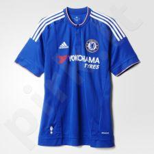 Marškinėliai futbolui Adidas Chelsea Football Club M AH5104