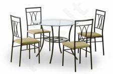 MERTON komplektas: stalas + 4 kėdės