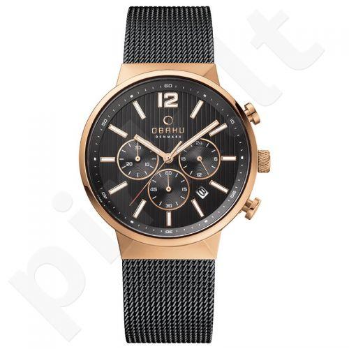 Vyriškas laikrodis Obaku V180GCVBMB