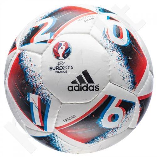 Salės futbolo kamuolys Adidas Fracas EURO16 Sala 65 AO4855