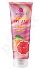 Dermacol Aroma Ritual dušo želė Pink Grapefruit, kosmetika moterims, 250ml