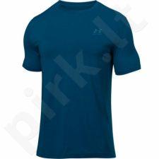 Marškinėliai treniruotėms Under Armour Sportstyle Left Chest Logo M 1257616-998