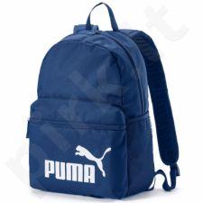 Kuprinė Puma Phase Backpack mėlynas 075487 09