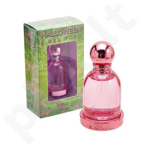 Jesus Del Pozo Halloween Water Lilly, tualetinis vanduo moterims, 100ml