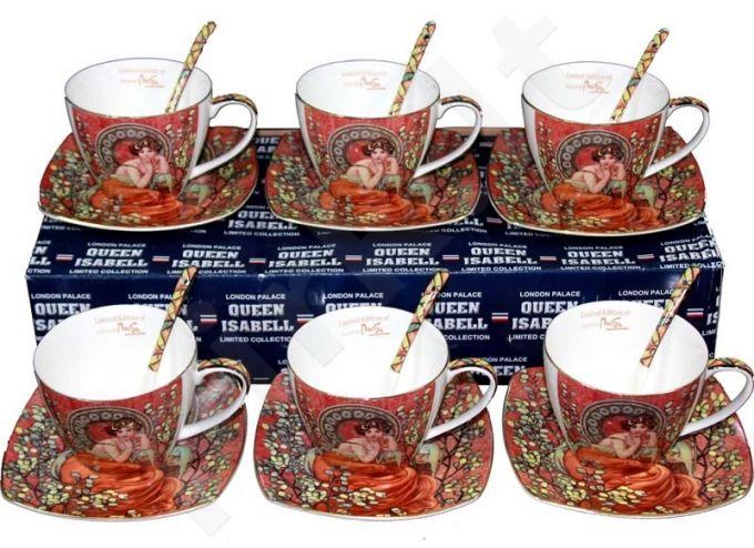 Šešių puodelių komplektas 87030