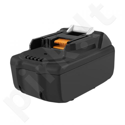 Qoltec Power tools battery for Makita S BL1850 | 3000mAh | 18V
