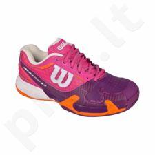 Sportiniai bateliai  tenisui Wilson Rush Pro 2.0 Clay Court W WRS321170