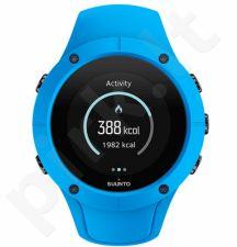 Vyriškas, Moteriškas laikrodis Suunto Spartan Trainer Wrist HR Blue