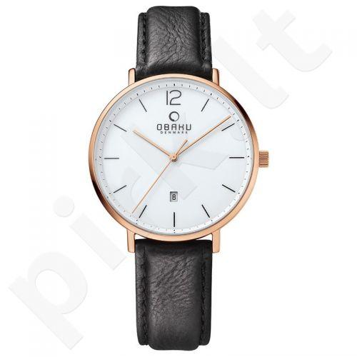 Vyriškas laikrodis Obaku V181GDVWRB