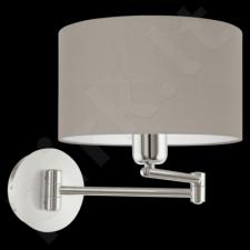 Sieninis šviestuvas EGLO 95062 | PASTERI